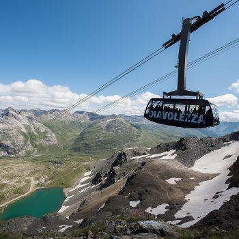 Diavolezza Bernina Glaciers