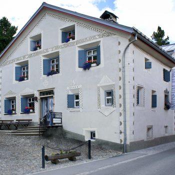 Pontresina Museum Alpin