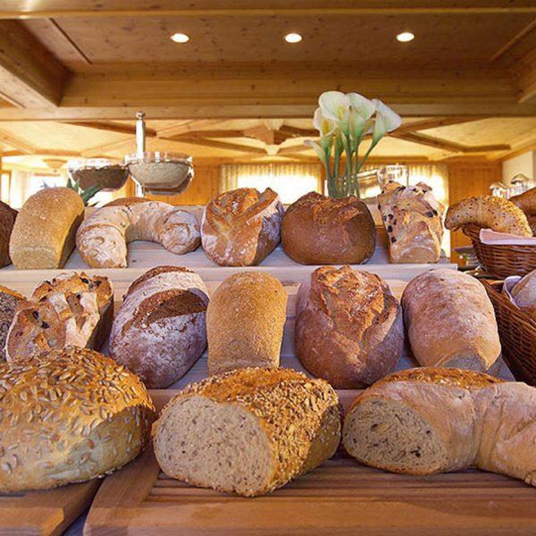 Hotel Albris Bäckerei