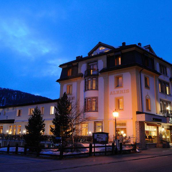 Hotel Albris Pontresina