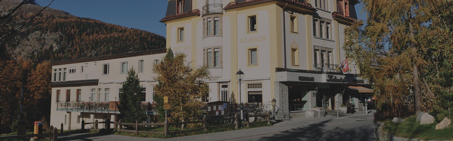 Hotel Albris Sommer
