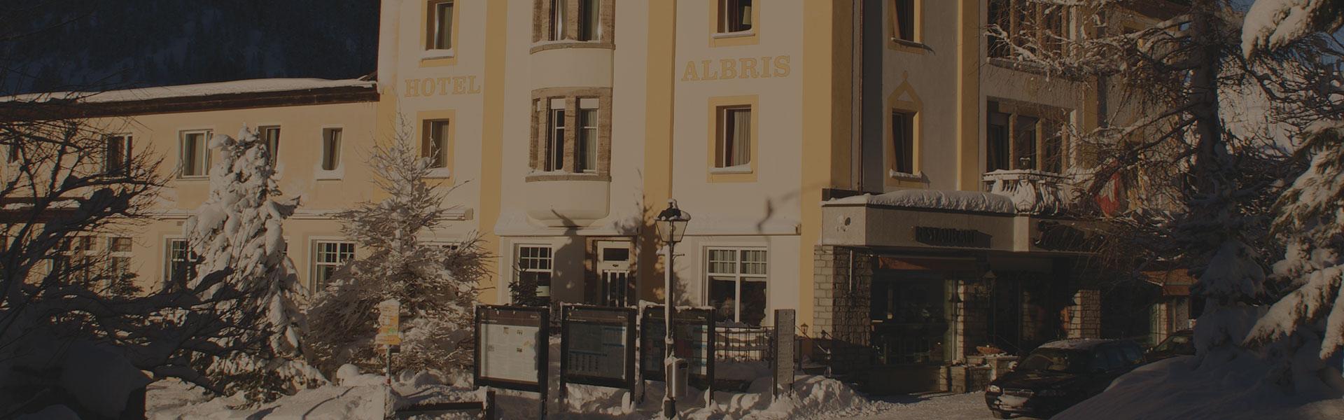 Hotel Albris Winter