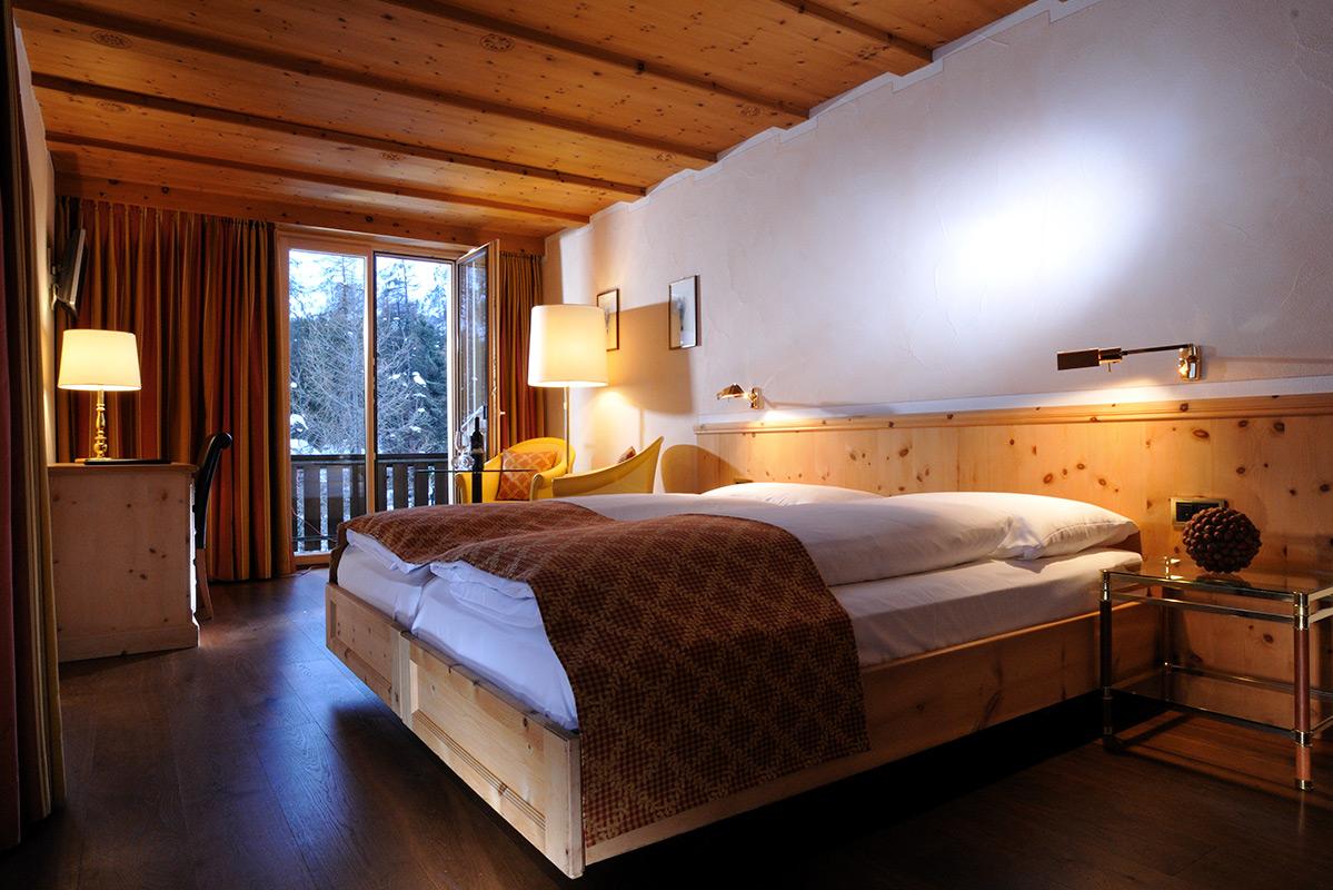 Hotel Albris Doppelzimmer Best