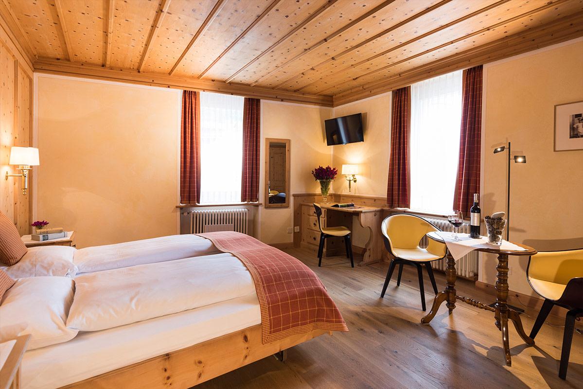 Hotel Albris Doppelzimmer Good