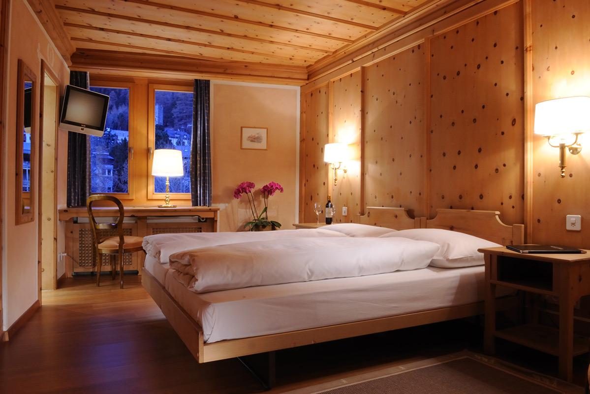 Hotel Albris Doppelzimmer Standard